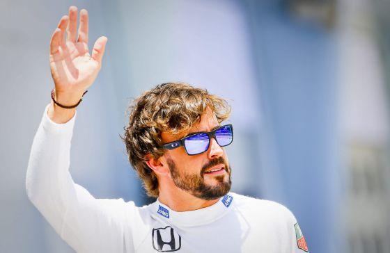 """Alonso: """"Ganamos un segundo y medio en dos semanas"""""""