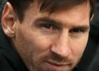 Messi, camino de Balaídos
