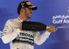 El Hamilton de siempre, el Kimi Raikkonen de antes