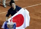 Nishikori gana de nuevo el Godó