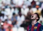 La revancha de Messi