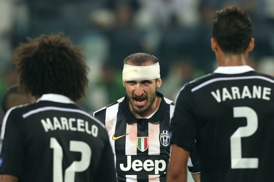Champions League: Juve - Madrid
