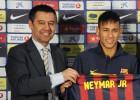 Neymar acordó con el Barcelona cobrar un mínimo de 45,9 millones