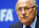 Blatter dimite