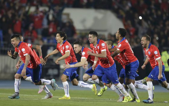 Copa América 2015: Chile gana a Argentina en los penaltis