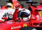 Vettel se libra de la escabechina