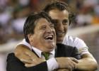 """Herrera: """"Falta un paso más, queremos ir a la Confederaciones"""""""