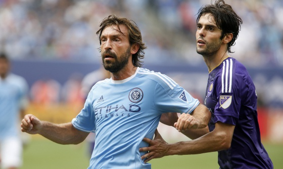 Pirlo debuta con el New York City