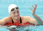 """Katie Ledecky: """"Me ha resultado bastante fácil"""""""