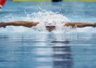 Michael Phelps, mejor marca mundial del año