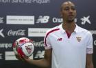 Tres jugadores del Sevilla se intoxican en su día libre