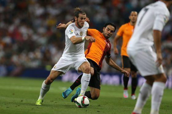 Paz con Ramos, primer aviso a Bale