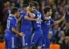 Chelsea y Bayern, festival de goles