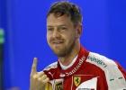 Vettel devuelve la 'pole' a Ferrari