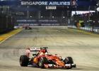 Vettel, dueño y señor de Singapur
