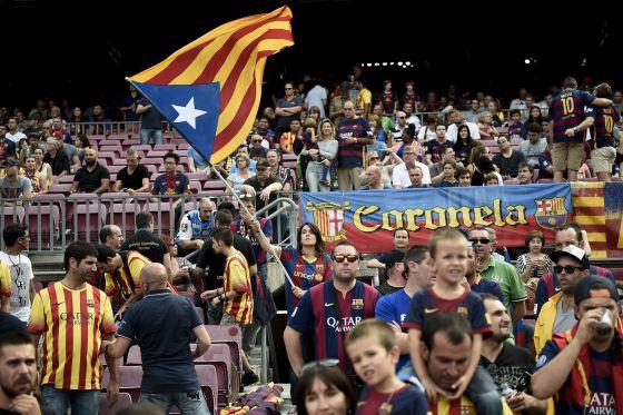 """Barça is not Catalonia"""