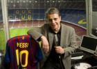 El catalán llega al fútbol con Puyal