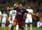 Los meritorios salvan al Barça