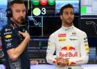 """Ricciardo: """"Para luchar por ser el 16º puede que sea mejor no correr"""""""