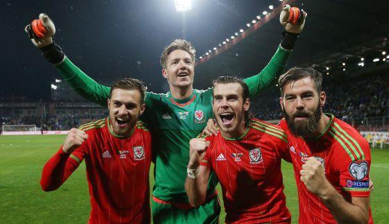 Gales se convierte en leyenda