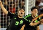 México se corona frente a EE UU