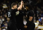 Los All Blacks se liberan del pasado