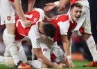 El Bayern da aire al Arsenal