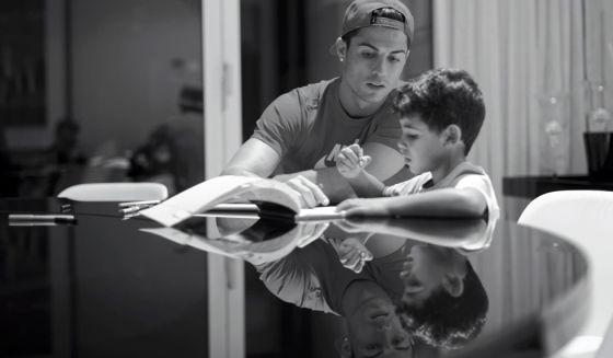 Imagen del documental 'Ronaldo', que se estrena el 9 de noviembre.
