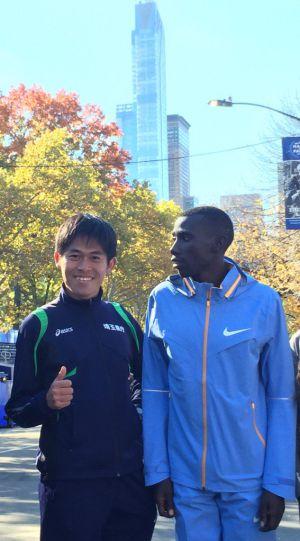Kawauchi, el funcionario que quiere ganar el Maratón de Nueva York