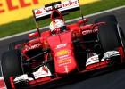 Vettel y su coche fantástico