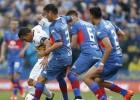 El pobre estreno de la liga argentina