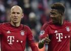 El Bayern masacra al Arsenal