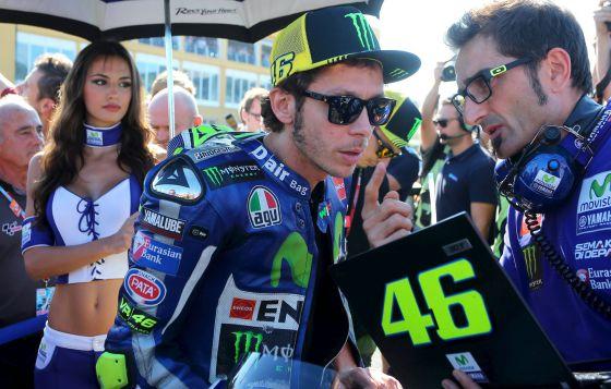 """Rossi: """"No es un título verdadero. Lorenzo no debe estar tan contento"""""""