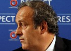 La FIFA deja fuera a Platini