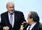La FIFA rechaza las apelaciones de Blatter y Platini por corrupción