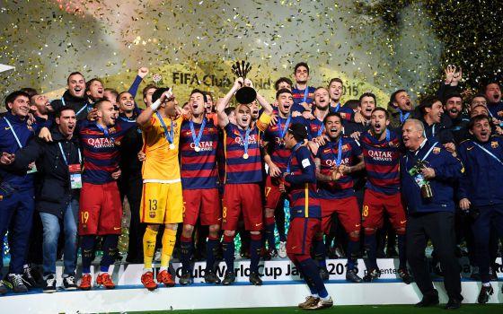 FC Barcelona vs River Plate en el Mundial de Clubes