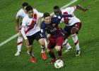 La última lección de Leo Messi