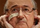 """Blatter: """"Lucharé, lucharé hasta el final, volveré"""""""