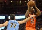 El ataque de los Thunder sigue la senda de Golden State Warriors