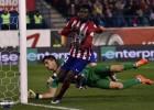 Thomas lanza al Atlético al liderato