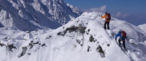 Una expedición liderada por Moro asciende el Nanga Parbat.