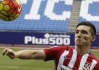"""Kranevitter: """"Puedo aportar sacrificio y voluntad al Atlético"""""""