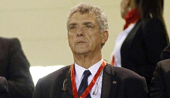 Villar en el España - Luxemburgo disputado el pasado octubre.