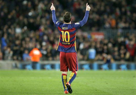 Messi opta a su quinto balon de oro