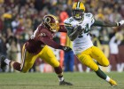 Los Green Bay Packers aplastan a los Redskins de Washington