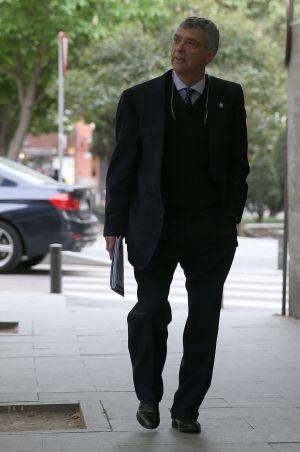 Villar, en abril de 2015.