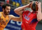 El frenesí del CSKA desquicia a Navarro y al Barça