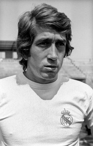 Manuel Velazquez, en 1975.