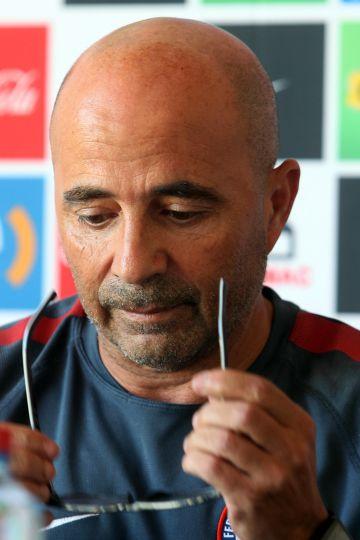 Jorge Sampaoli deja la selección