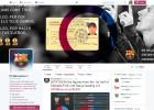El Barça manda en redes sociales